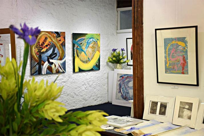 Nolan Art - showcasing contemporary Tasmanian art
