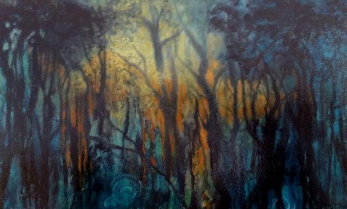 Fire in Spring III