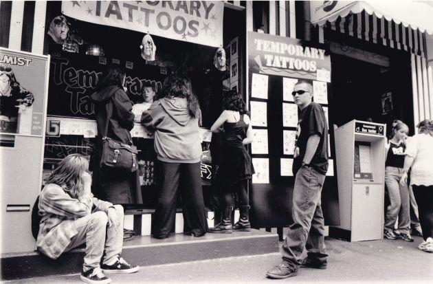Tatts at the Showground