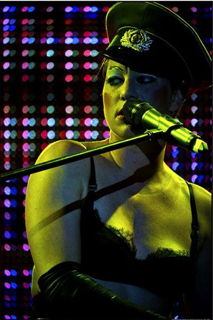 Amanda Palmer, Dresden Dolls 2012