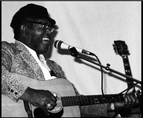 Brownie McGhee 1989