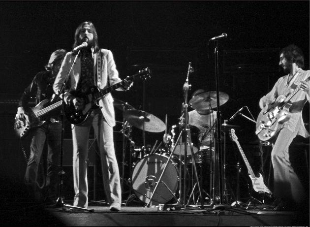 Eric Clapton, 1973