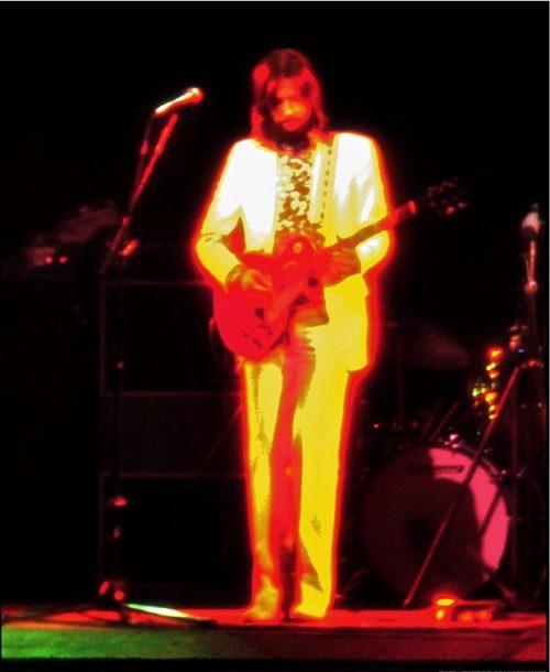 Eric Clapton, Rainbow Theatre 1973