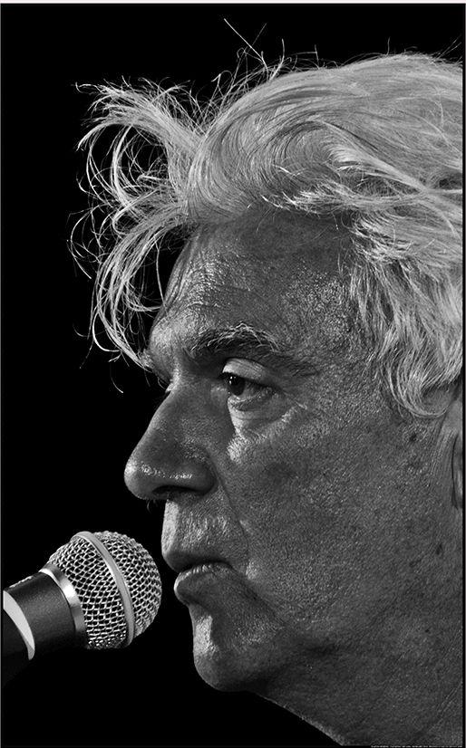 David Byrne, 2013