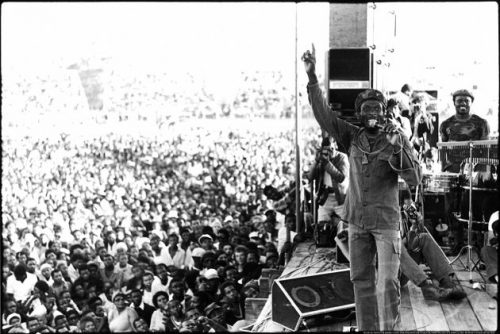 Jimmy Cliff c 1980