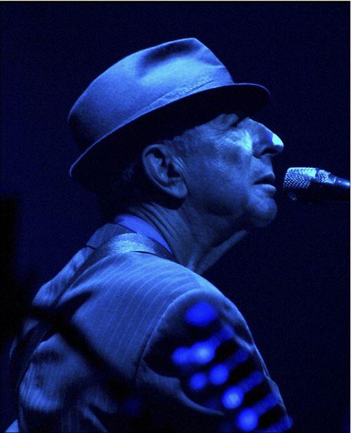 Leonard Cohen Blue, 2010