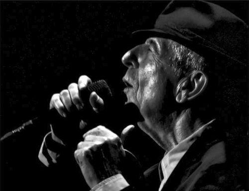Leonard Cohen. 2010