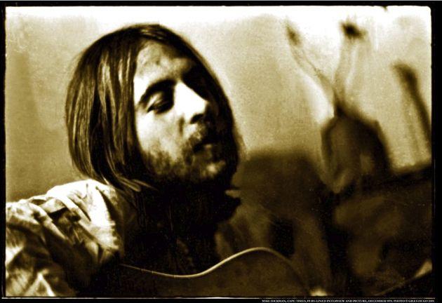 Mike Dickman, 1970