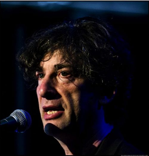 Neil Gaiman, 2013