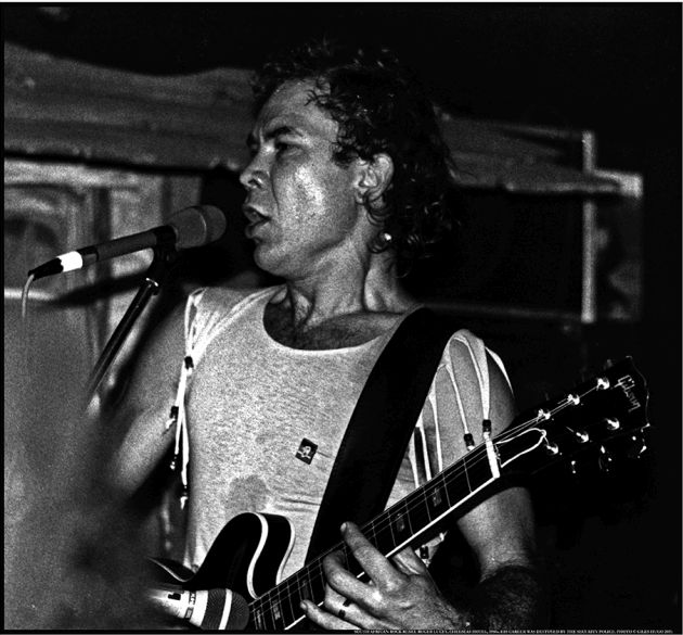 Roger Lucey, early 1980's.