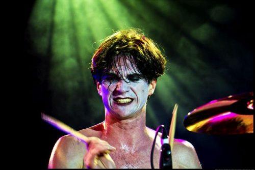 Brian Viglione, Dresden Dolls, 2012