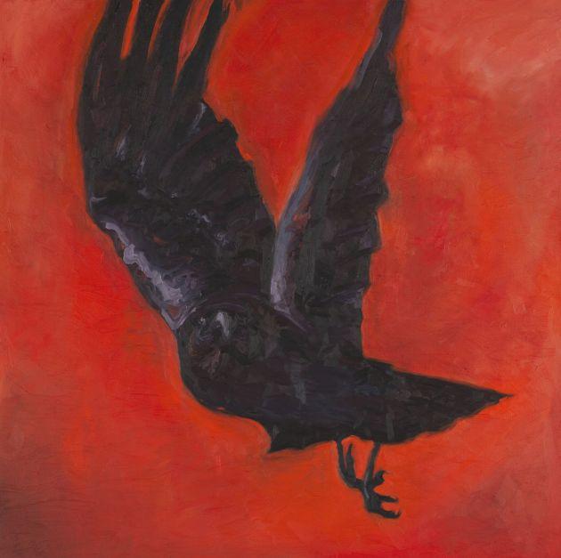 Raven Series No. 3 'Connection'
