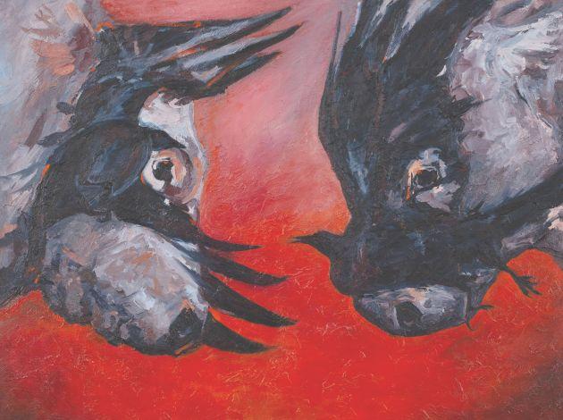 Raven Series No. 4 'Vision'