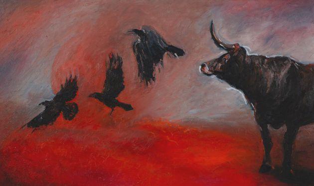 Raven Series No.6 'Leading'
